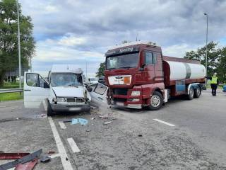 Под Киевом произошло кровавое ДТП – пострадали пять человек