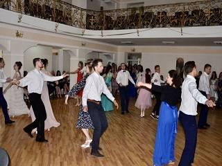 В Виннице УПЦ провела благотворительный молодежный бал