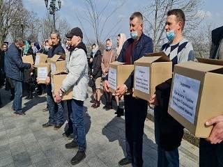 Верующие УПЦ соберутся у стен Верховной Рады для защиты своих прав