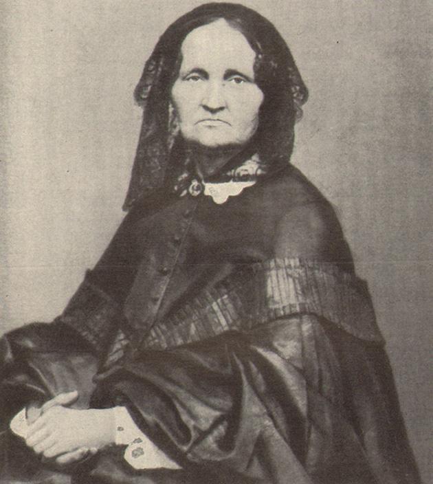 Мать Марко Вовчок Прасковья Петровна Вилинская