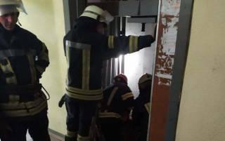 В Киеве оборвался лифт. Есть погибший