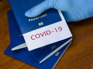 Еще одна страна признает украинский COVID-паспорт