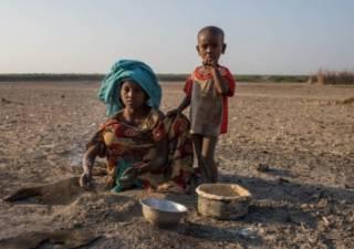 В Эфиопии официально объявлен голод