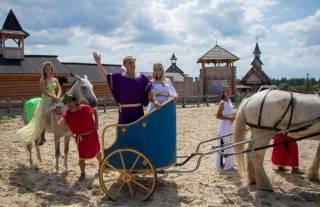 Античный мир откроется на Киевщине