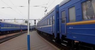 В поезде на Киев упал с полки и умер человек