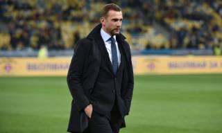 Шевченко неожиданно оценил поражение сборной Украины в первом матче Евро-2020