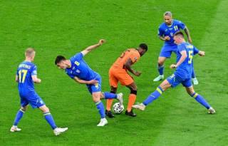 Матч Нидерланды-Украина вошел в историю чемпионатов Европы по футболу