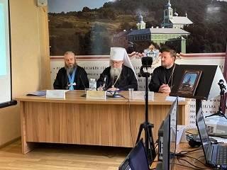 На Закарпатье УПЦ презентовала книгу о 100-летии возрождения Православия в Ужгороде