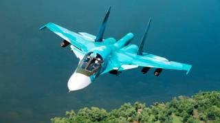 Россия подняла свои бомбардировщики в небо на границе с Украиной