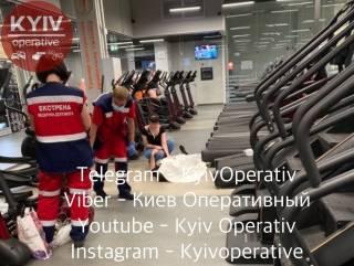 В известном киевском спортклубе умер мужчина