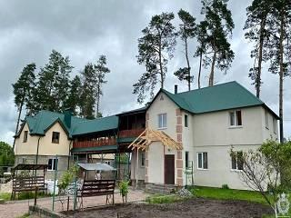 В Житомирской области УПЦ построила летний лагерь для детей-сирот