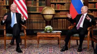 Путин рассказал, о чем говорил с Байденом