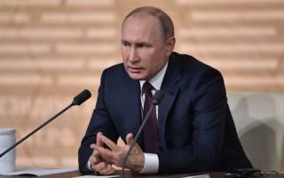 Путин назвал захват Крыма «адекватной реакцией»