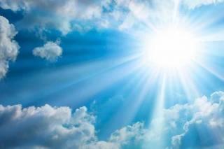 На следующей неделе Украину накроет жара