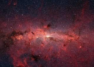 Британские ученые доказали существование темной материи и нашли ее точное местонахождение