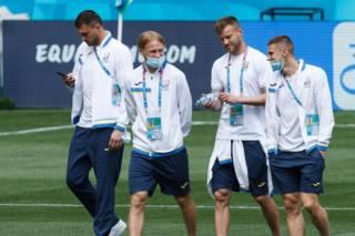Объявлена заявка сборной Украины на сегодняшний матч против Северной Македонии