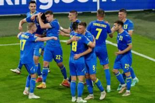 Назван стартовый состав Украины на матч с Северной Македонией