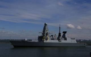 В одесский порт вошли корабли НАТО