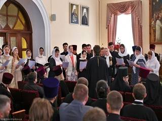 В Харькове духовная семинария УПЦ объявила набор студентов
