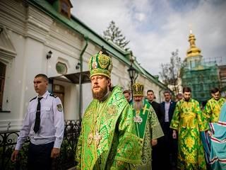 Епископ УПЦ рассказал о духовном смысле Пятидесятницы