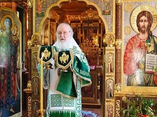 Патриарх Кирилл объяснил, как обрести дары Святого Духа