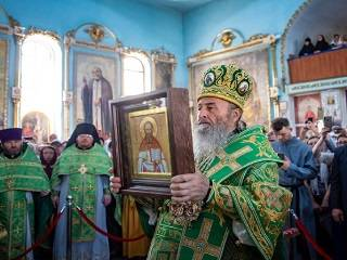 Митрополит Онуфрий рассказал, кто может стать святым