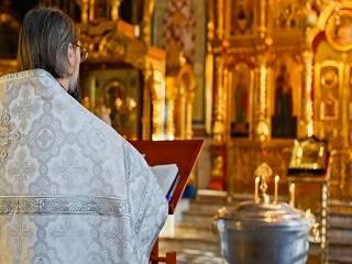 В УПЦ рассказали о значении тайных молитв во время Крещения