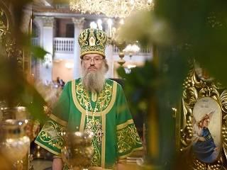 Митрополит УПЦ рассказал о значении действий Святого Духа