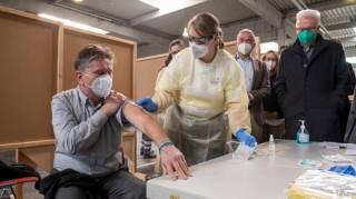 Центры массовой вакцинации в Украине получат новую вакцину