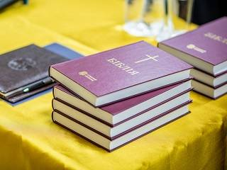 Митрополит Онуфрий рассказал, почему УПЦ поддерживает Украинское Библейское Общество