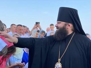 На Ровенщине освятили новый престол и храм УПЦ