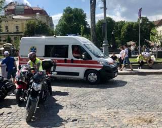 Молодой марафонец умер перед самым финишем в центре Львова