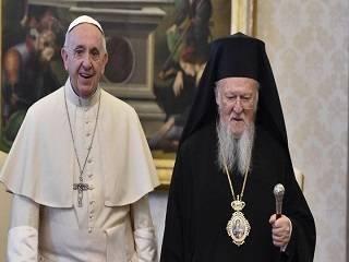 В РПЦ считают, что Варфоломей может принять решение «воссоединиться» с Католической Церковью