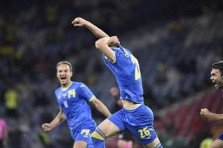 Евро-2020: Украина прорывается в четвертьфинал
