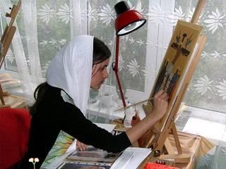 В Полтаве УПЦ приглашает на обучение в иконописную школу