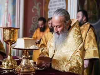 Митрополит Онуфрий рассказал о подвиге святых на Руси