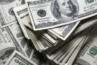 Украинцы продолжают массово избавляться от иностранной валюты