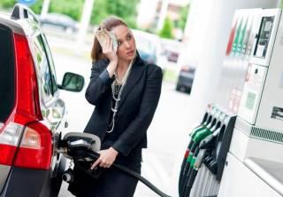В Украине стремительно взлетели цены на бензин