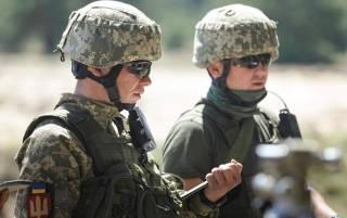 В Украине пройдут учения вместе с военными НАТО