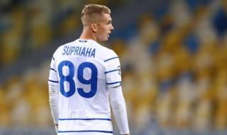 Нападающий «Динамо» может уехать в Италию