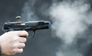 В Киеве на Голосеево произошла стрельба. Ранены полицейские