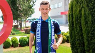 Футболист из обоймы сборной Украины уехал играть в Россию