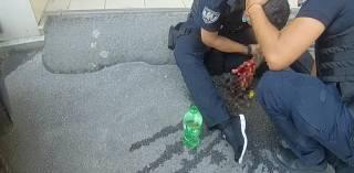 Голосеевский стрелок чуть не лишил руки полицейского