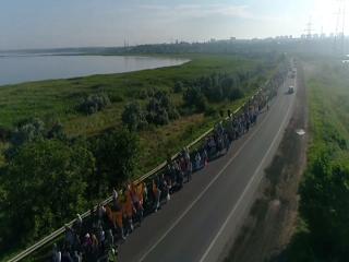 В Одесской области начался крестный ход УПЦ «От Владимирской до Тихвинской»