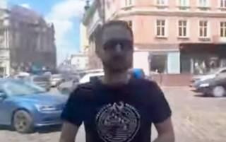 Во Львове нардеп под наркотой устроил ДТП и набросился на водителя
