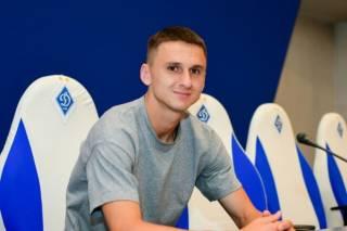 «Динамо» провернуло первый летний трансфер