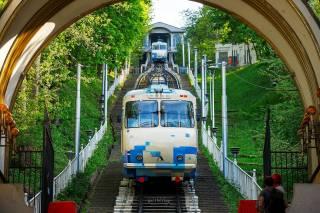 Киевский фуникулер закроют практически до конца лета – названа причина