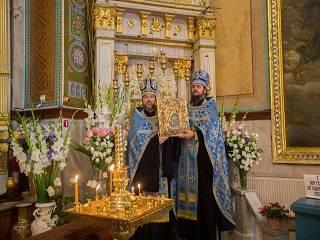В Одессе верующие УПЦ почтили чудотворную Касперовскую икону Божией Матери