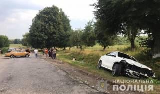 В Винницкой области беременная женщина устроила смертельное ДТП