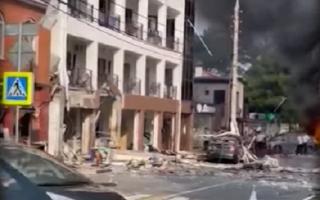 На популярном российском курорте прогремел мощный взрыв